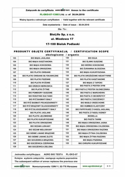 certyfikat BioLife 2018_6
